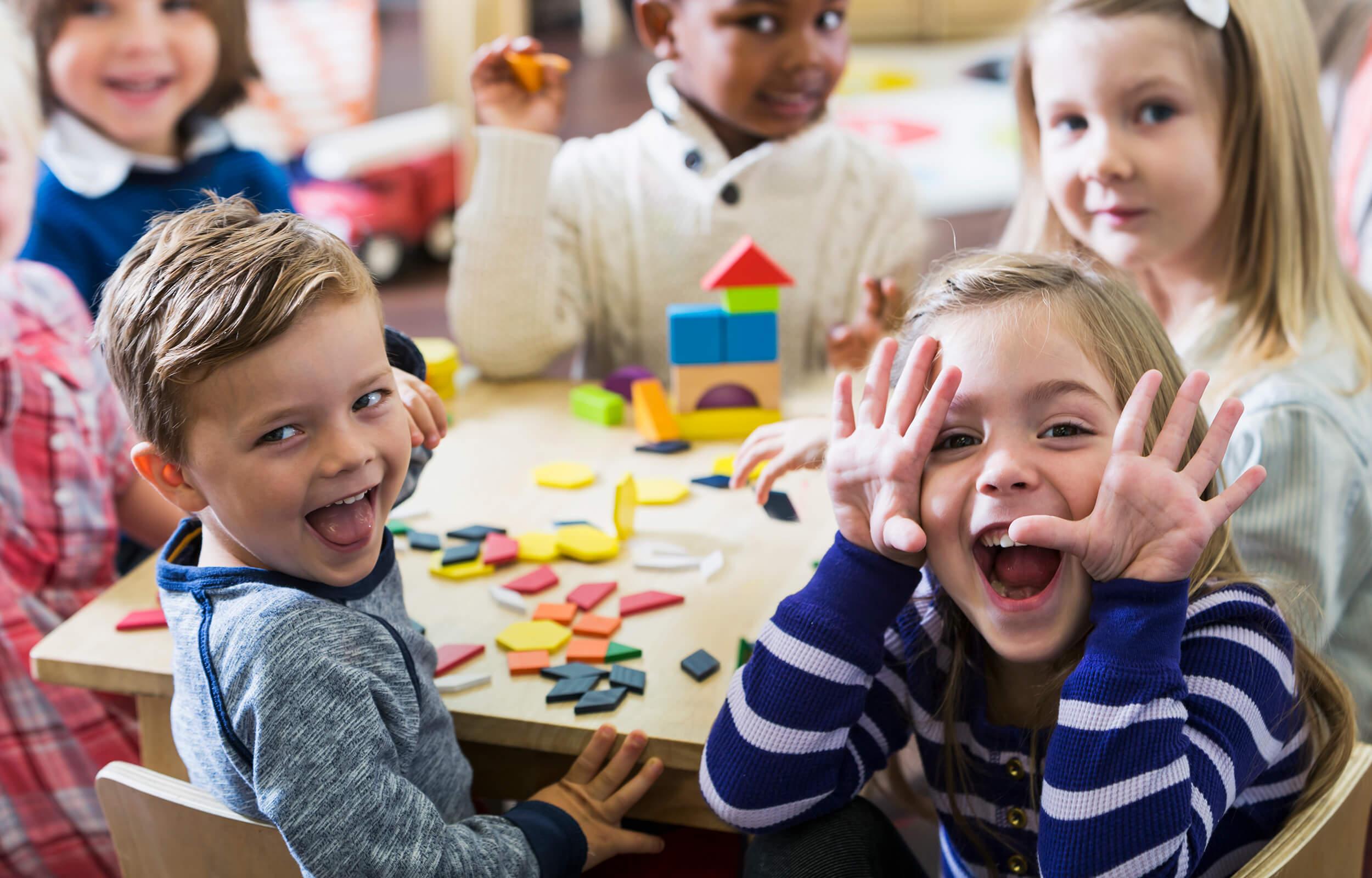 Kinderbetreuung Kinderwohngruppen