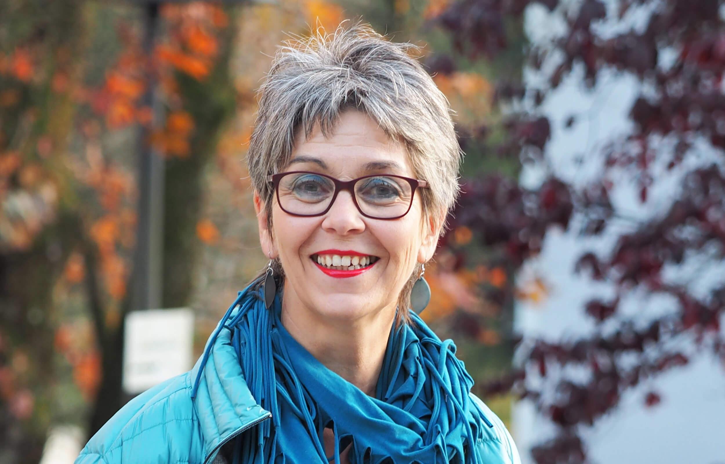 Stiftung Jupident Schlins Cornelia König Direktorin der Berufsvorschule