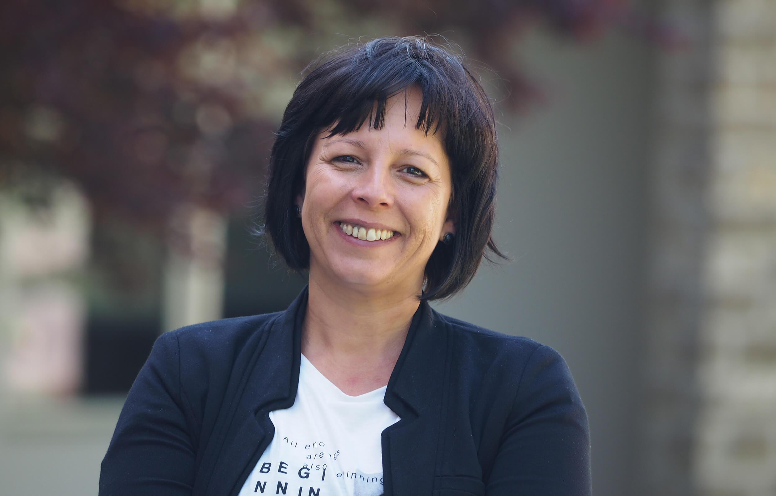 Stiftung Jupident Schlins Katharina Nigsch Bereichsleitung Kinderwohngruppen