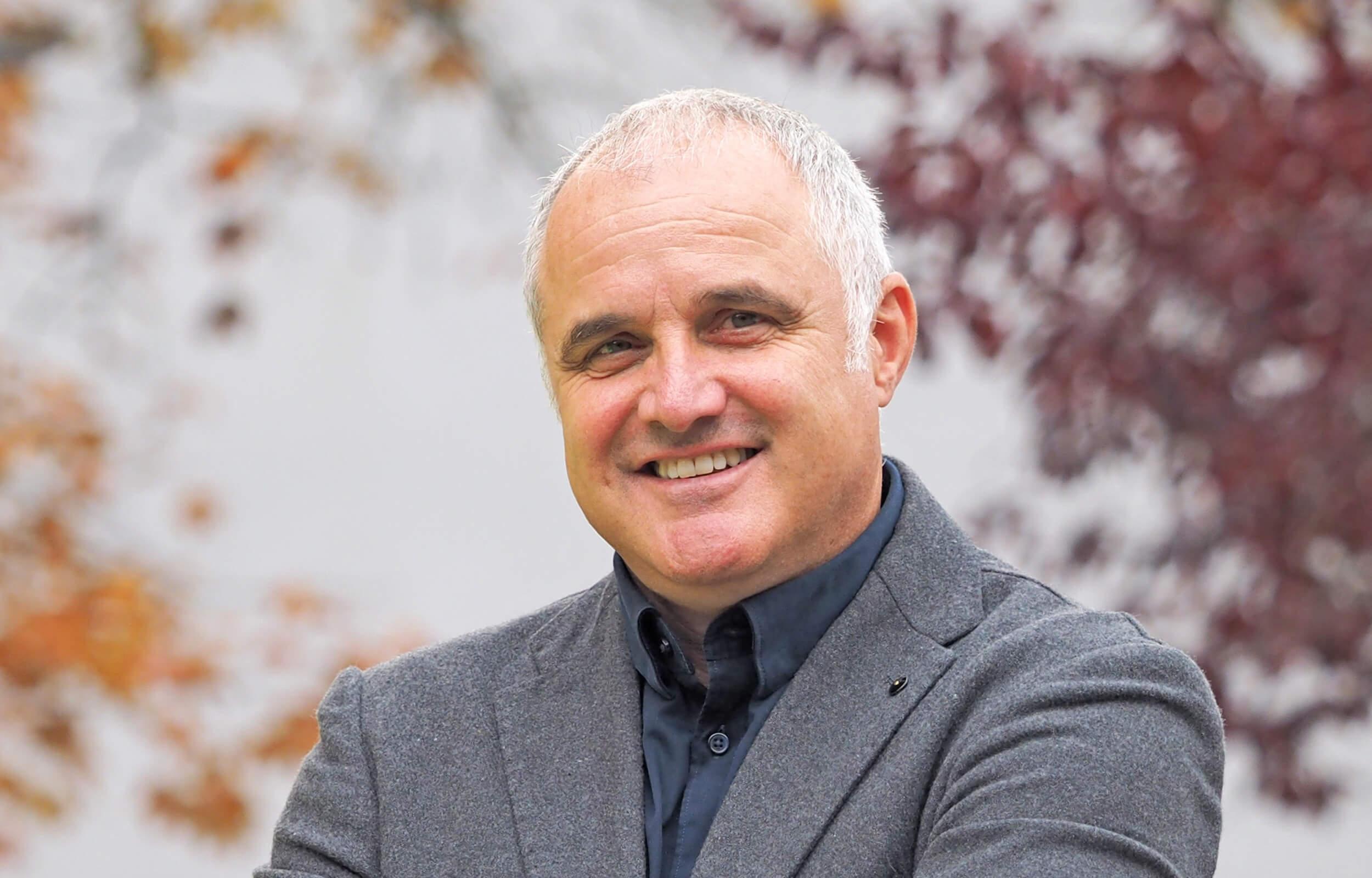 Stiftung Jupident Schlins Manfred Ganahl Geschäftsführer